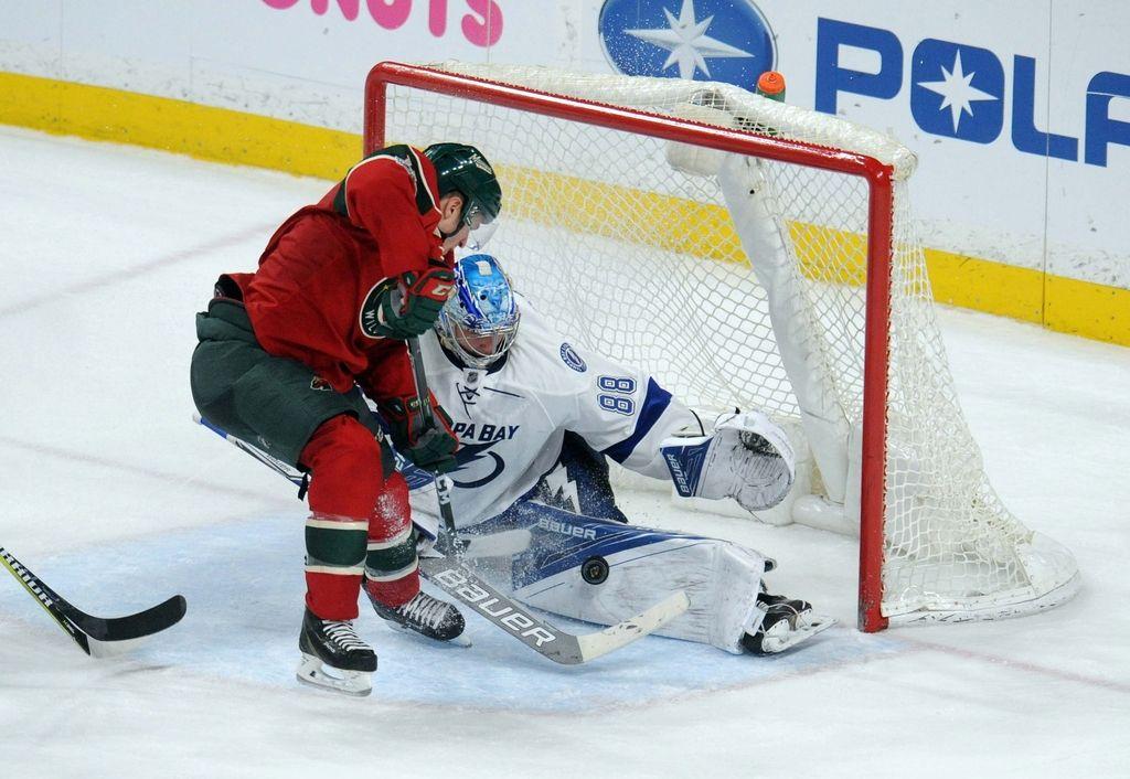 NHL: Minnesoti nova zmaga za potrditev vodstva na zahodu