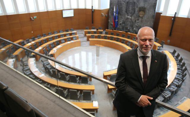 Predsednik Državnega zbora dr. Milan Brglez Ljubljana 14.7.2016 [brglez,dz]