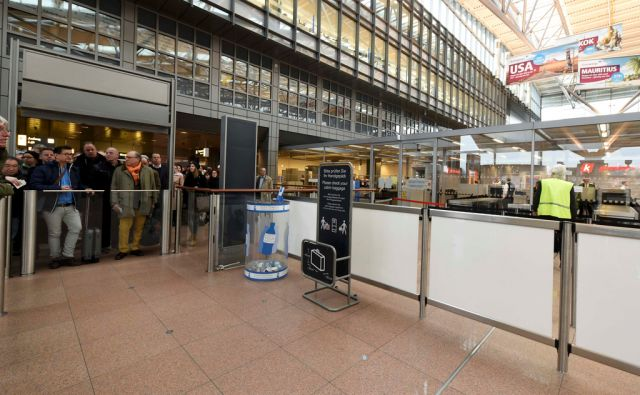GERMANY-SECURITY/AIRPORT