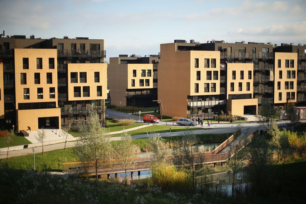 SSRS bo kmalu objavil razpis za nadstandardna stanovanja na Brdu