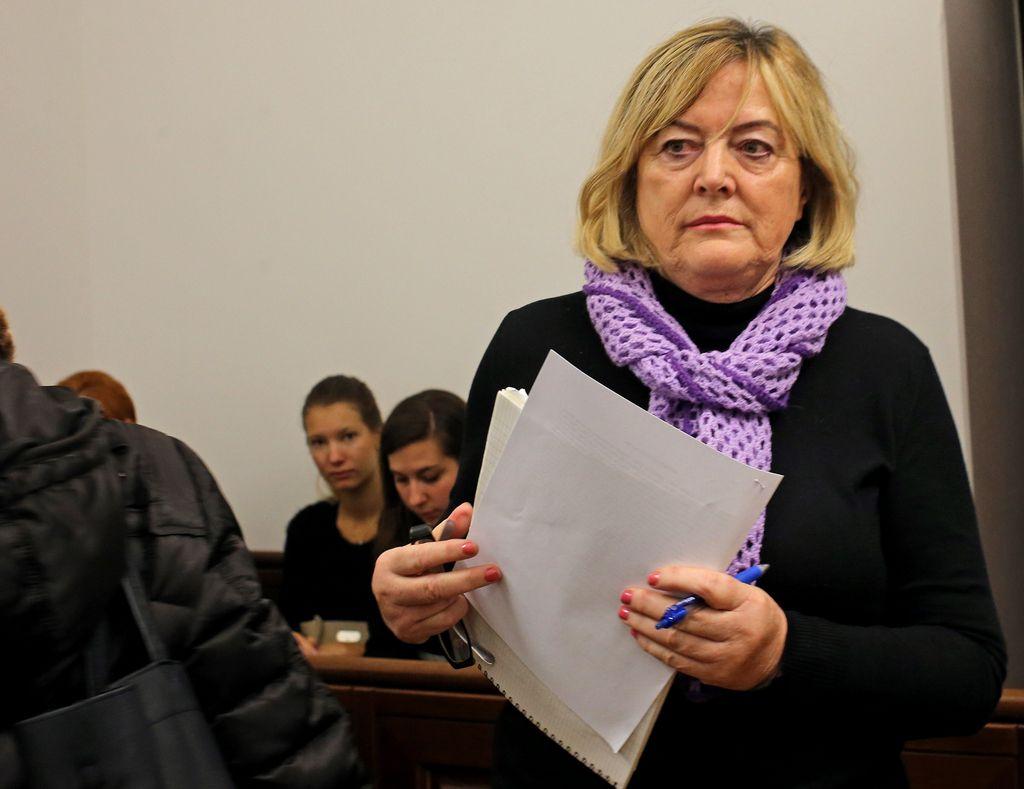 Tovšakova priznala krivdo v primeru Delamarisa, Senica ne