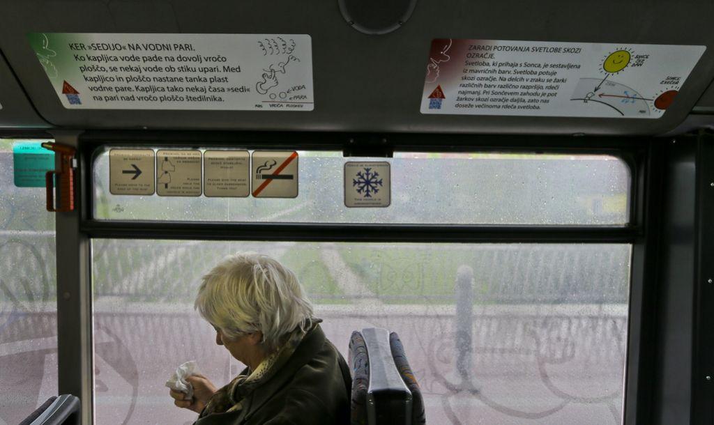Reklame na kolesih zaščitene kot svete krave