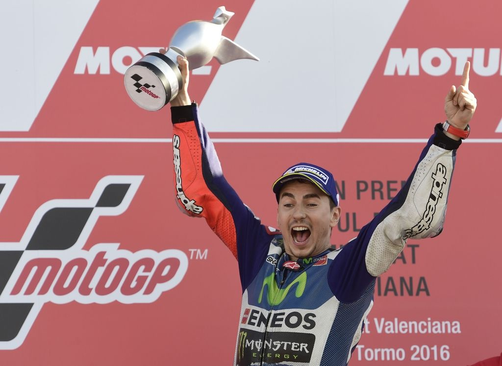 Moto gp: največji zaslužkar je Lorenzo