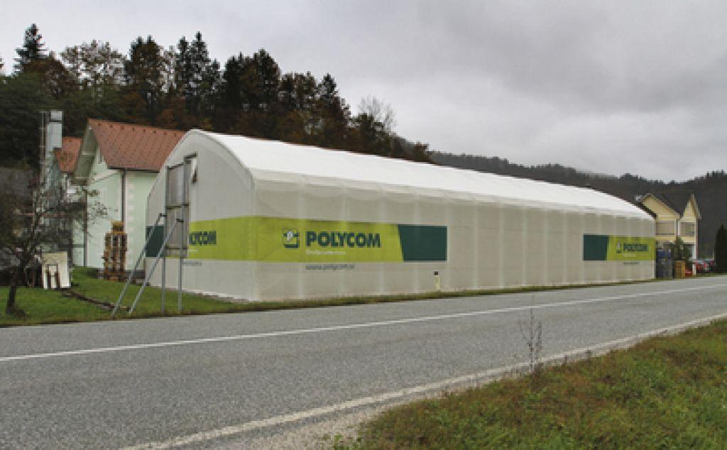 V Polycomu začenjajo z izgradnjo nove tovarne