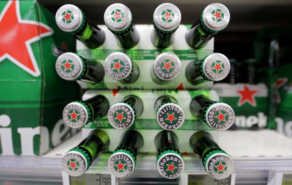 Heinekenu zaradi rdeče zvezde grozi prepoved prodaje na Madžarskem