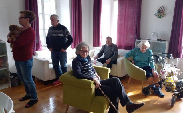 Koroška, februar 2017, Alternativno bivanje starejših
