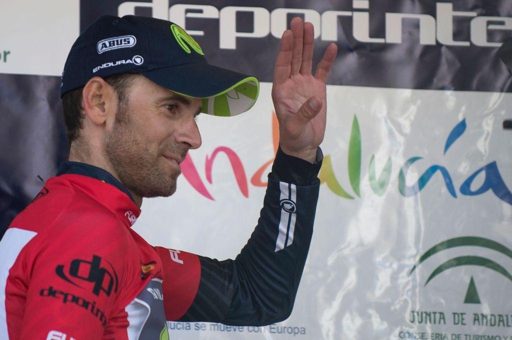 Po Andaluziji: Valverde slekel rojaka Contadorja