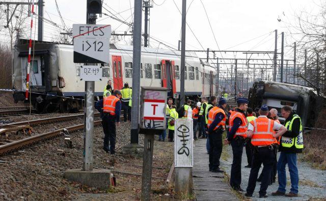 BELGIUM-ACCIDENT-TRAIN