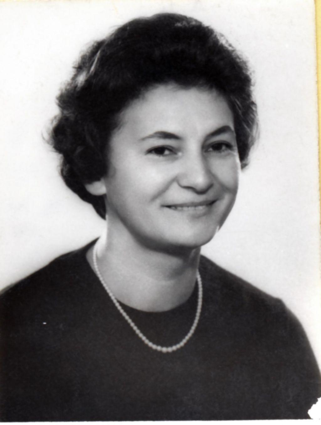 Zorica Kurent (1934–2017)