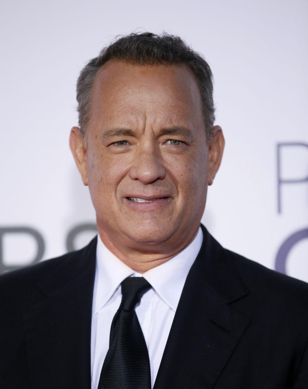 Tom Hanks postaja pisatelj