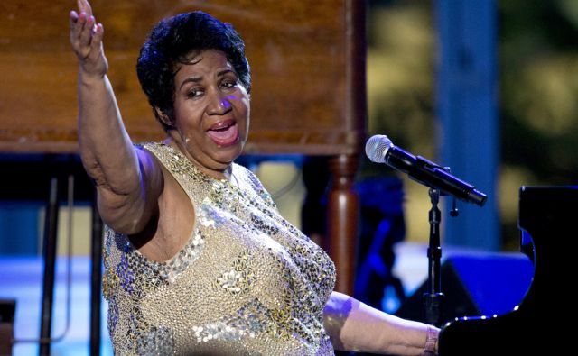 Music-Aretha Franklin