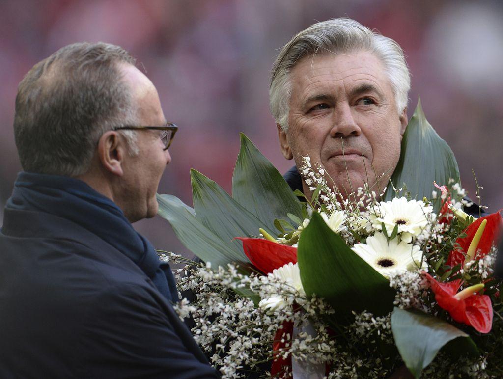 Ancelottijev Bayern še učinkovitejši kot PSG in Real