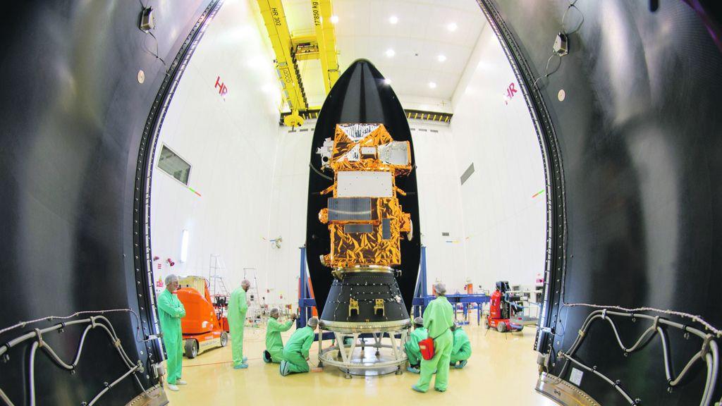 S ponedeljka na torek ponoči bodo izstrelili nov satelit za opazovanje Zemlje, Sentinel 2B