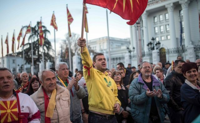 MACEDONIA-POLITICS-DEMO