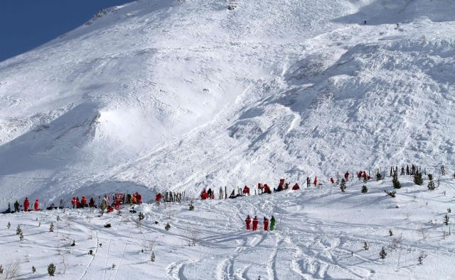 FILES-FRANCE-AVALANCHE-ACCIDENT