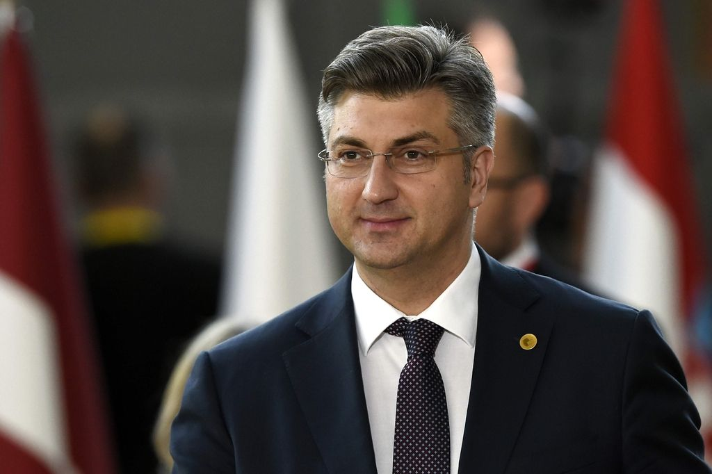 Plenković pozval Slovenijo, naj opusti politiko izsiljevanja