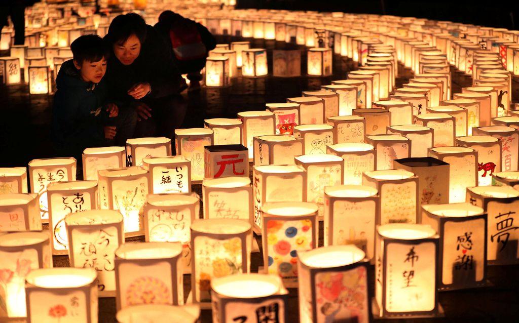 Na Japonskem so se spomnili žrtev katastrofalnega potresa in cunamija