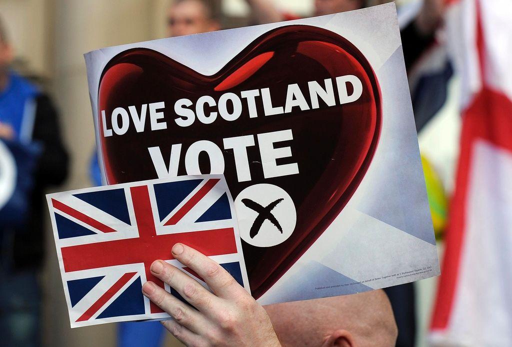 Škotska premierka: Pogoji za nov referendum o neodvisnosti izpolnjeni
