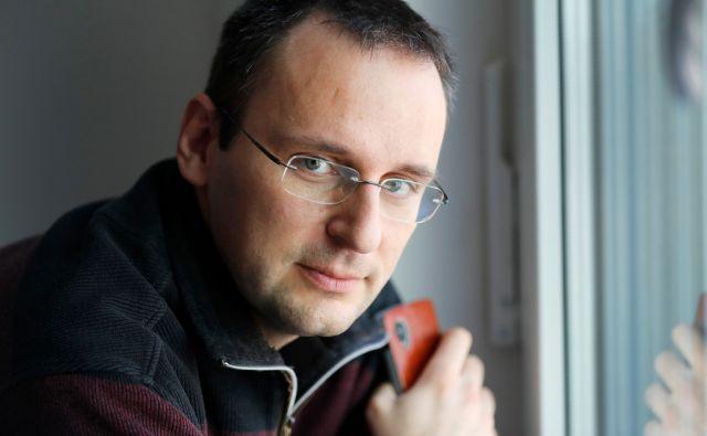 Dr. Matej Kovačič, inštitut za forenziko informacijskih tehnologij, v Ljubljani, 15. marca 2017. [Matej Kovačič,doktorji znanozti,doktorji,znanost,informacijska tehnologija,forenzika]