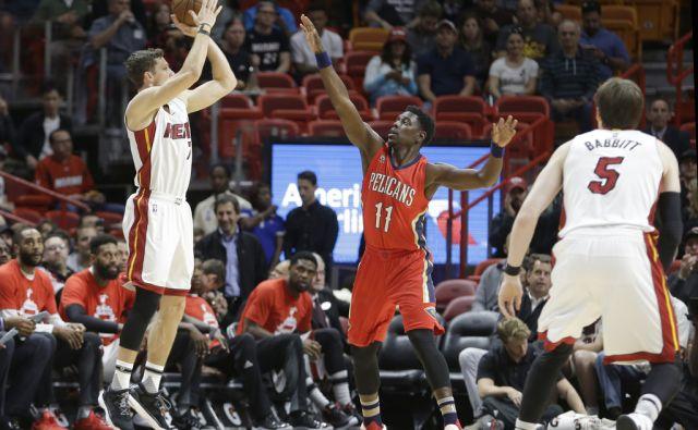 Pelicans Heat Basketball