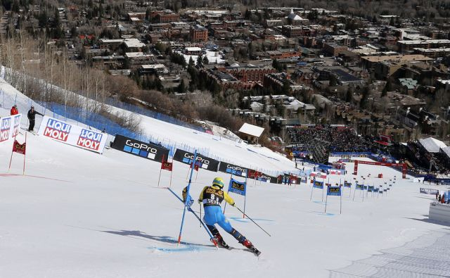 WCup Finals Team Event Skiing