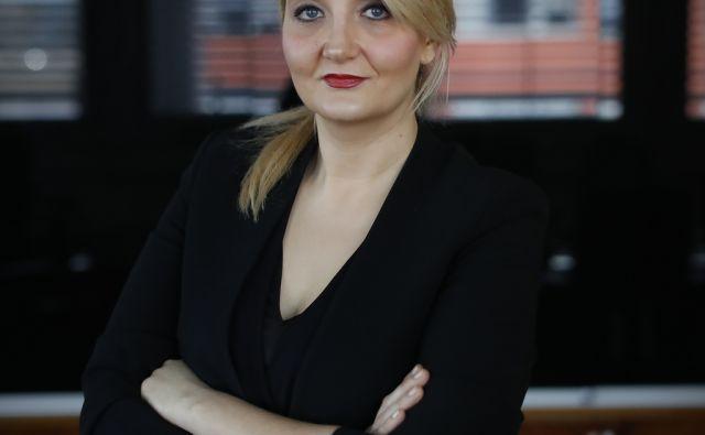 Vesna Gyorkos Žnidar, ministrica za notranje zadeve Republike Slovenije, v Ljubljani, 15. marca 2017. [Vesna Gyorkos Žnidar,ministri,ministrice,notranje zadeve]