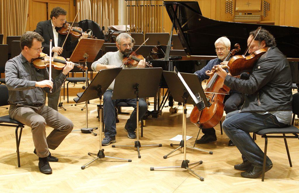 Na glasbenih dnevih tudi zvok Tartinijeve violine