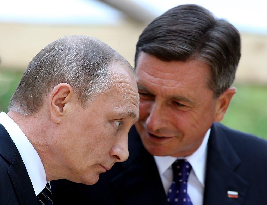 Romantično spogledovanje z Rusijo