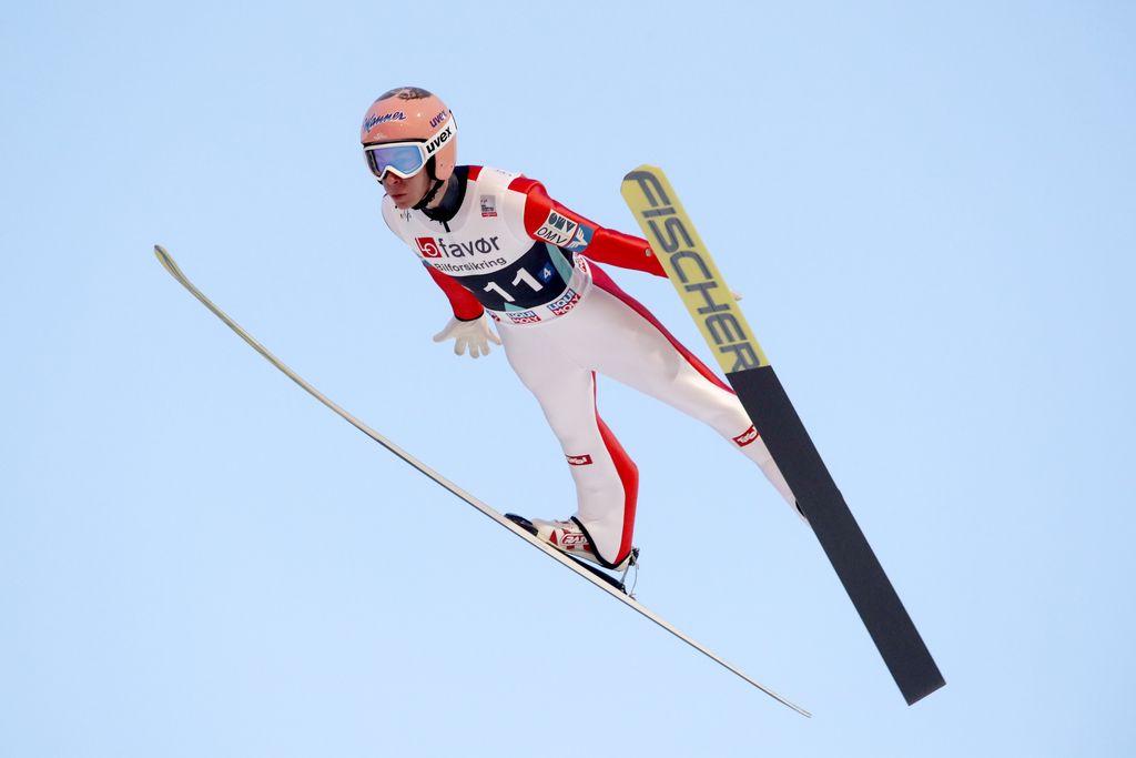 Poleti: Kraftu včeraj svetovni rekord, danes še norveška turneja
