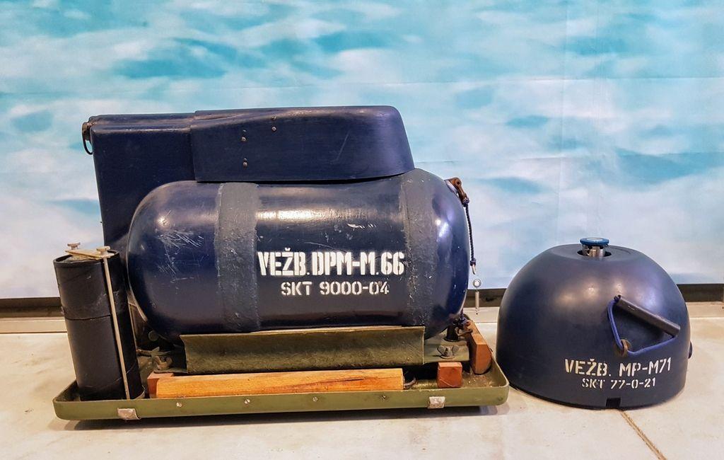 Kabinet čudes: Podvodna plovila »ljudi žab«