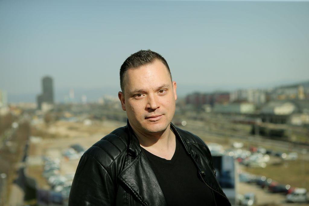 David Petelin: Rdeča nit Ljubljane je pravzaprav zelena