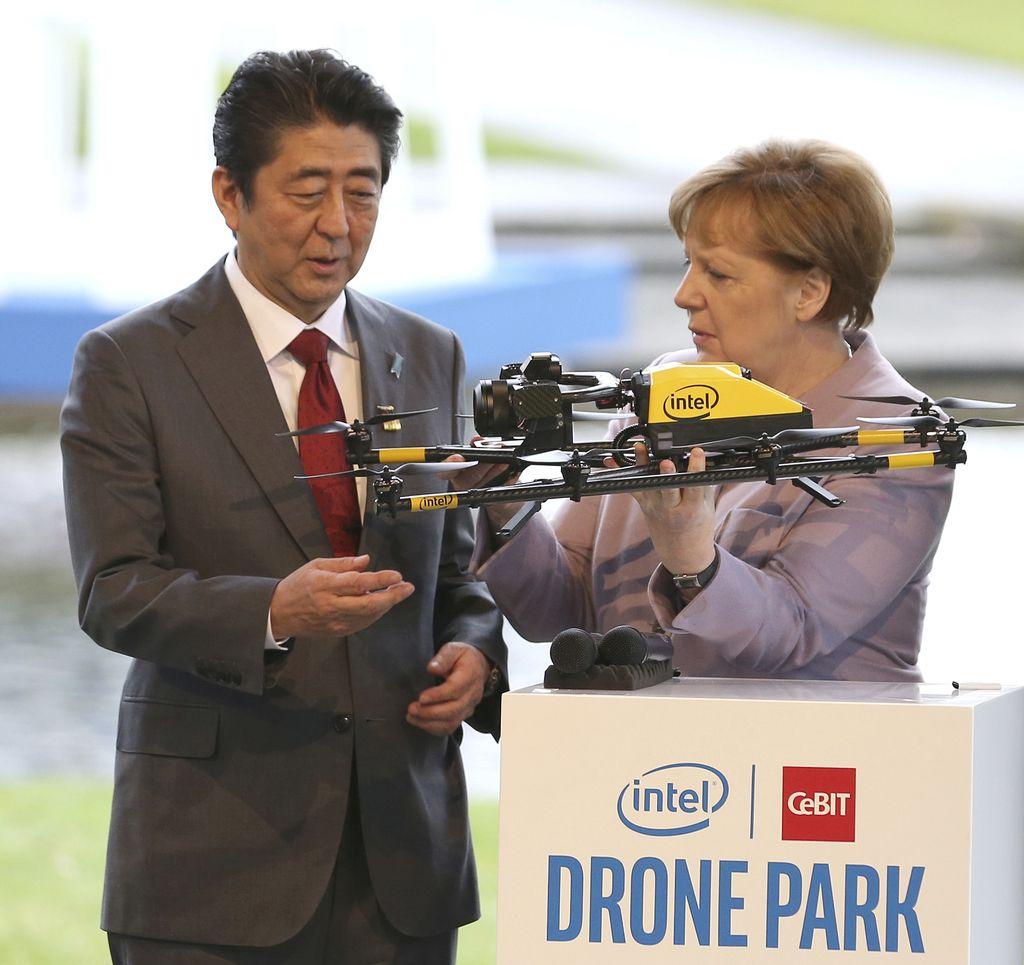 Cebit: Nemčija in Japonska za odprte trge