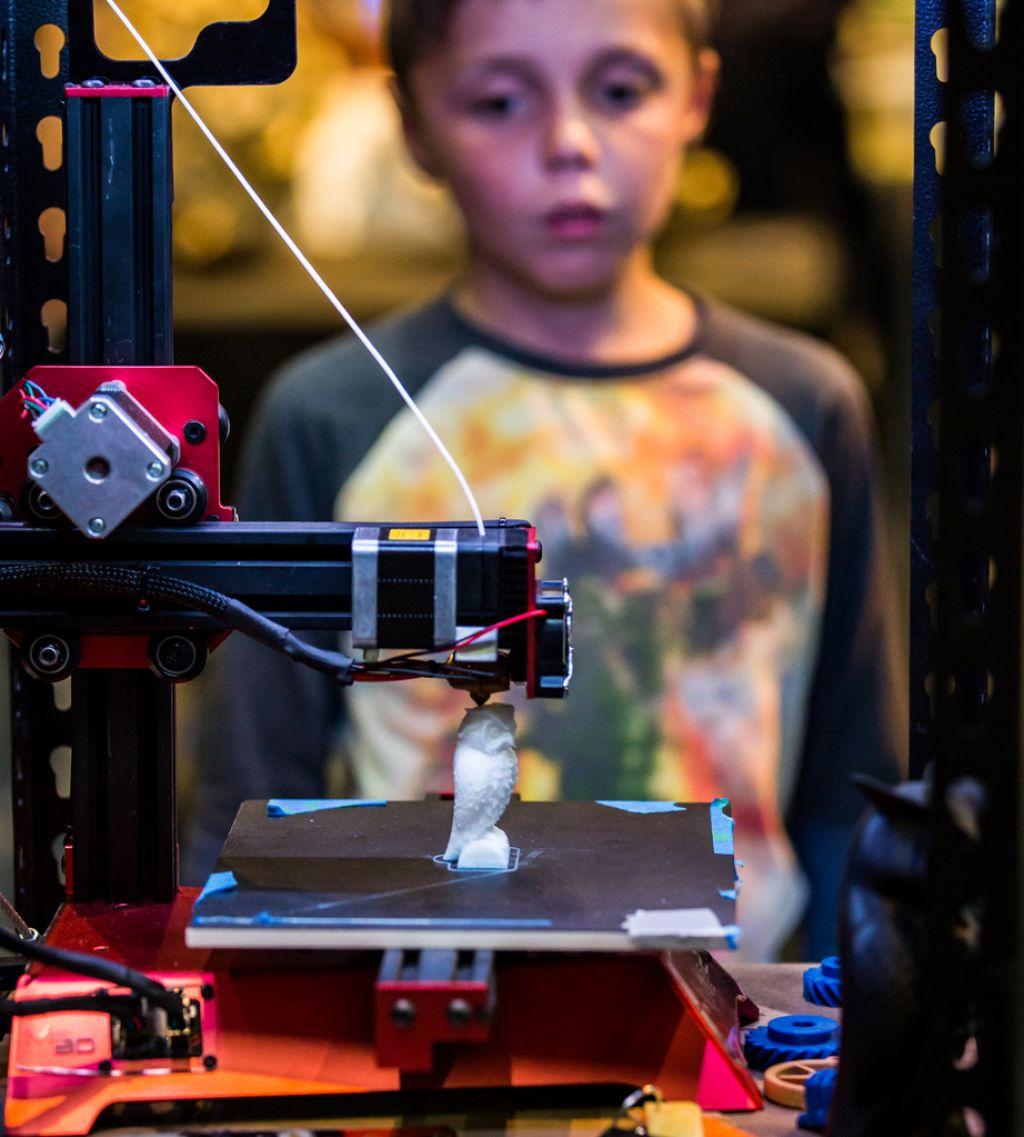 Ljubljana Mini Maker Faire