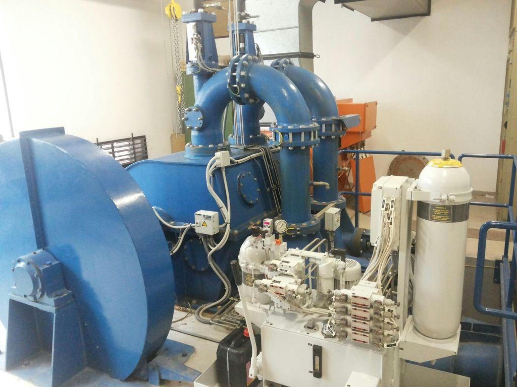 Zapleteni postopki za gradnjo malih hidroelektrarn