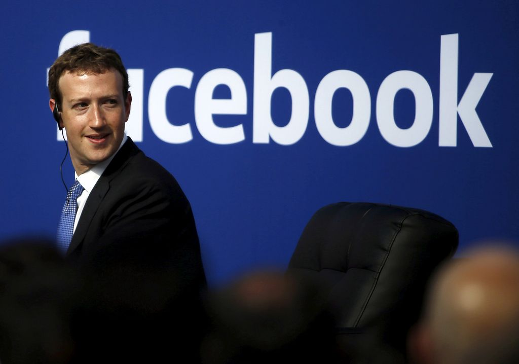 Svetovna ureditev na facebooku