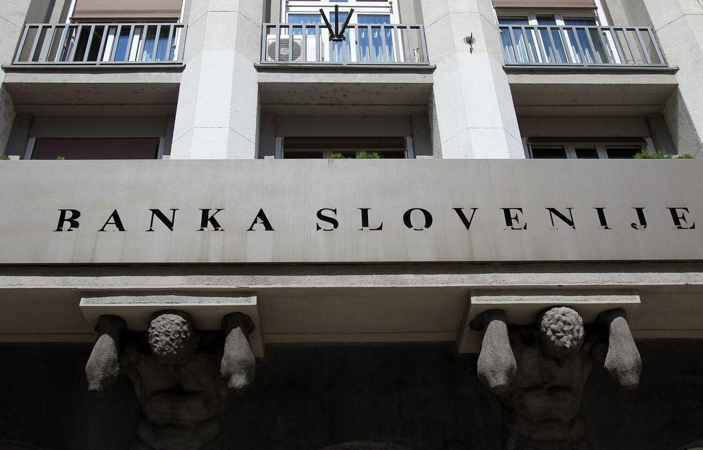 Banka Slovenije namenja v državni proračun 43 milijonov lanskega dobička