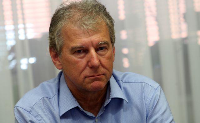 Slovenija, Maribor, 17.8.2011 - KRACUN Davorin, novi predsednik nadzornega sveta Poste Slovenije  foto:Tadej Regent/Delo