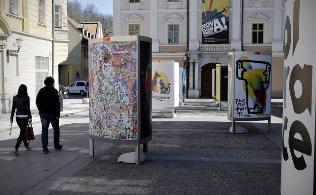 Razstava plakatov - festival Hiša strpnosti 27.marca 2017 [plakati,razstave,festivali,Ljubljana]