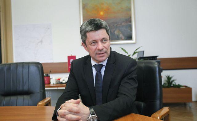 Župan Postojne Igor Marentič. V postojni 20.3.2017[Igor Marentič.Postojna.župan]