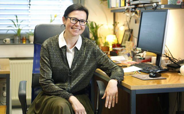 Damjana Drobne, Biotehniška fakulteta v Ljubljani, 20. marec 2017 [Damjana Drobne,Biotehniška fakulteta,portreti,Ljubljana]