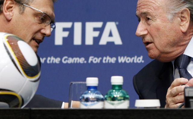 Switzerland FIFA Investigation