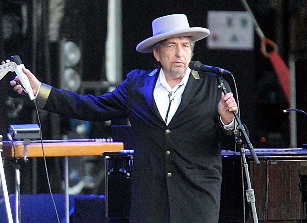 Svet so ljudje: Bob Dylan, plagiator