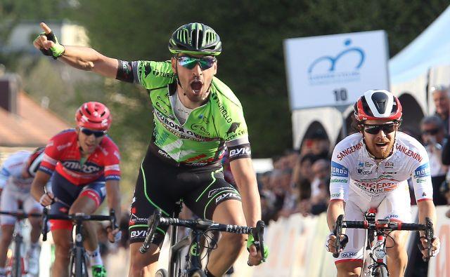 Antonio Parinello kolesarstvo