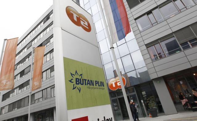 Stavba butan plin Ljubljana 25.3. 2015
