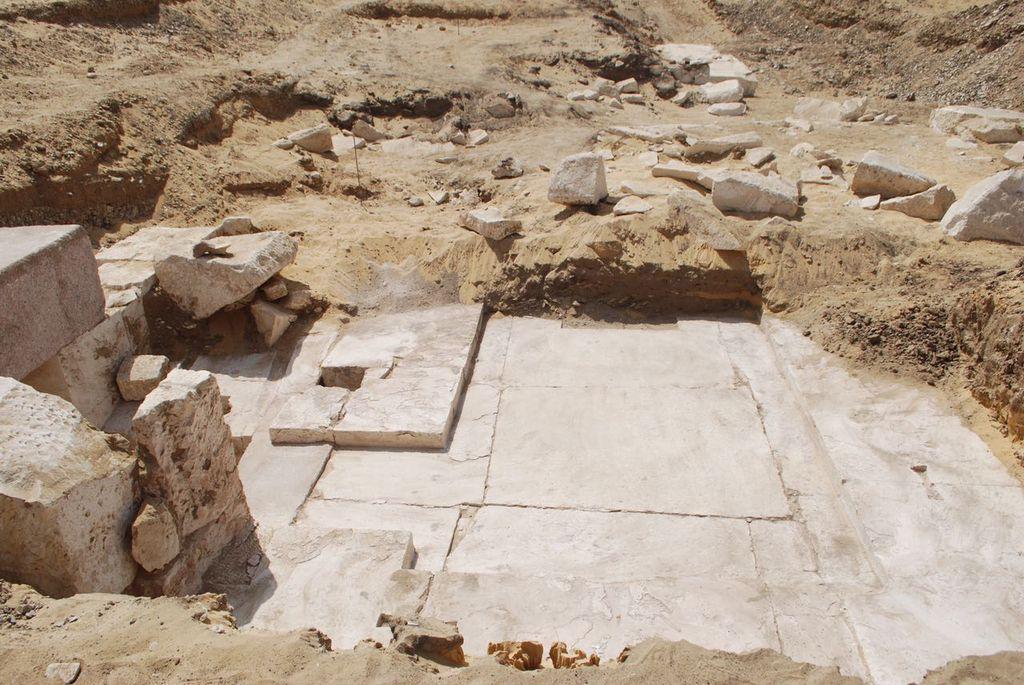 V Egiptu našli ostanke 3700 let stare piramide