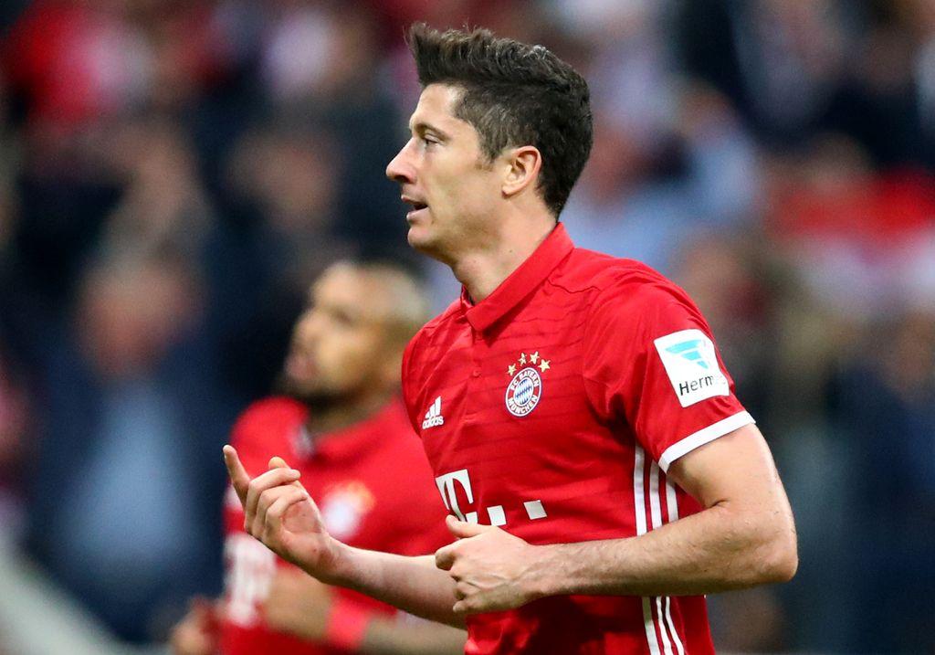 Bundesliga: igralci za najboljšega izbrali Lewandowskega