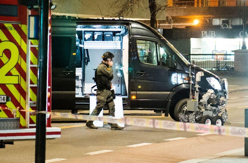 V Oslu nevtralizirali »napravo, podobno bombi«