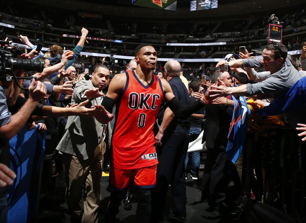 NBA: Westbrook je novi rekorder (VIDEO)