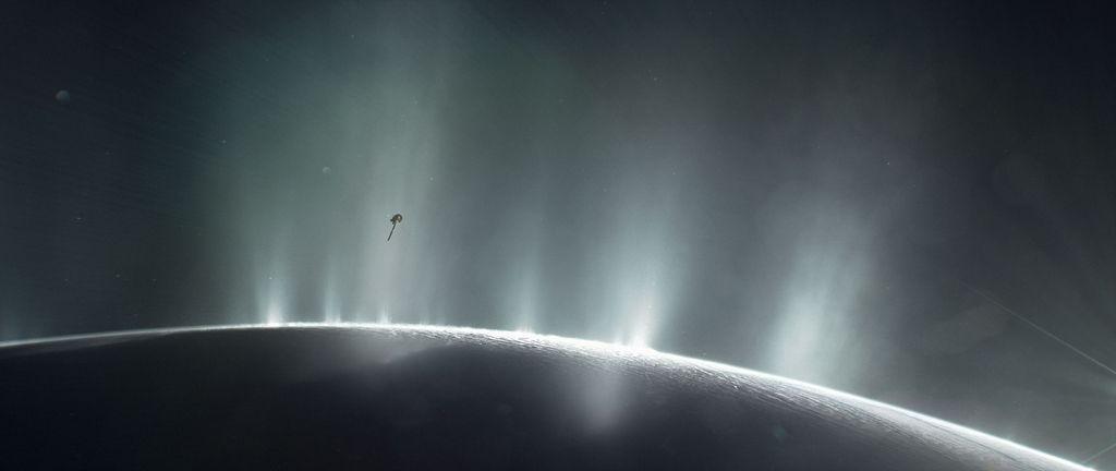 Na sledi življenju v vesolju?