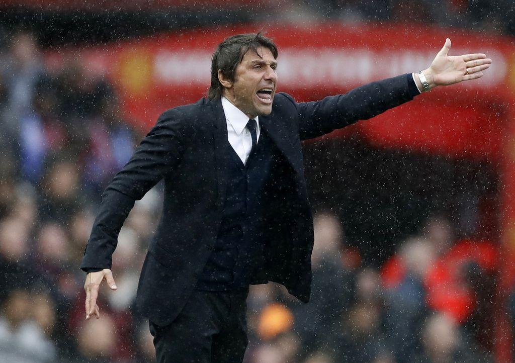 Conte pričakovano najboljši trener angleške premier lige